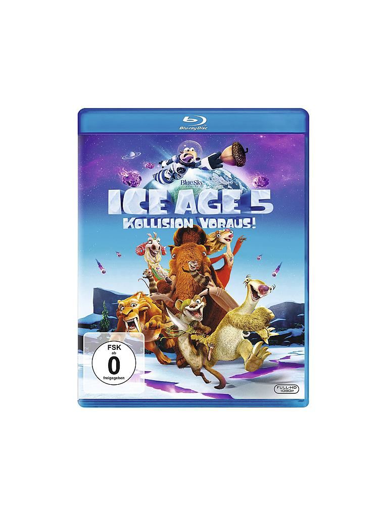 BLU RAY | Ice Age 5 - Kollision voraus | transparent