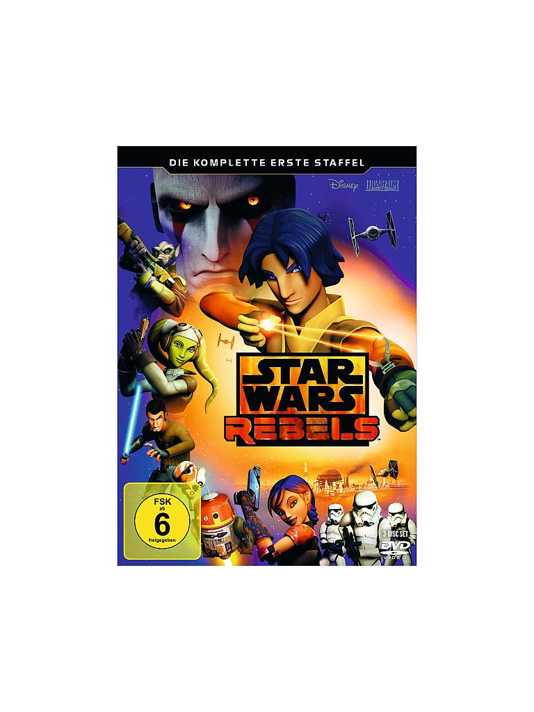 "BLU RAY | Star Wars - Rebels ""Staffel 1""  