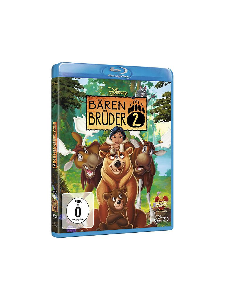 BLU RAY | Walt Disney - Bärenbrüder 2  | transparent