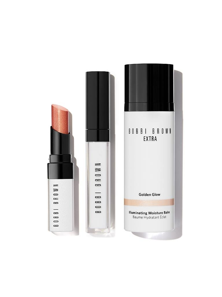 BOBBI BROWN | Geschenkset - Hydrate&Glow Skincare Essentals  | transparent