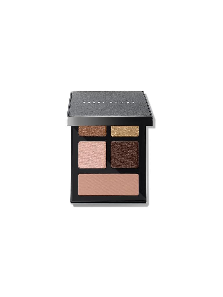 BOBBI BROWN | Lidschatten - The Essential Multicolor Eye Shadow Palette (02 Burnished Bronz) | braun
