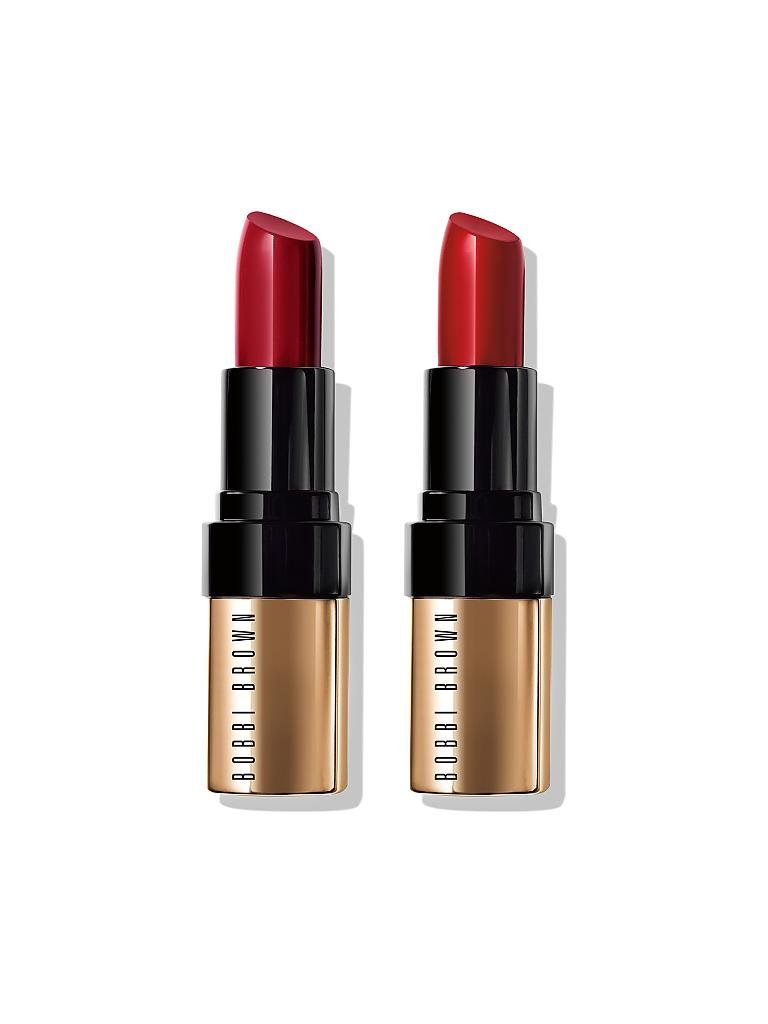 BOBBI BROWN | Lippenstift - Luxed Up Lip Duo (Reds) | rot