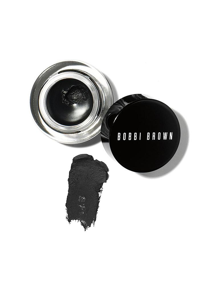BOBBI BROWN | Long-Wear Gel Eyeliner (01 Black Ink) | schwarz