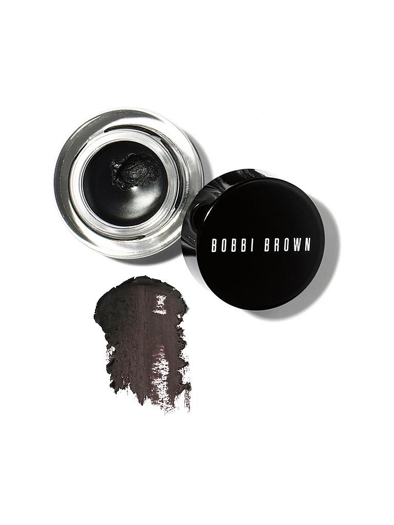 BOBBI BROWN | Long-Wear Gel Eyeliner (27 Caviar Ink) | schwarz