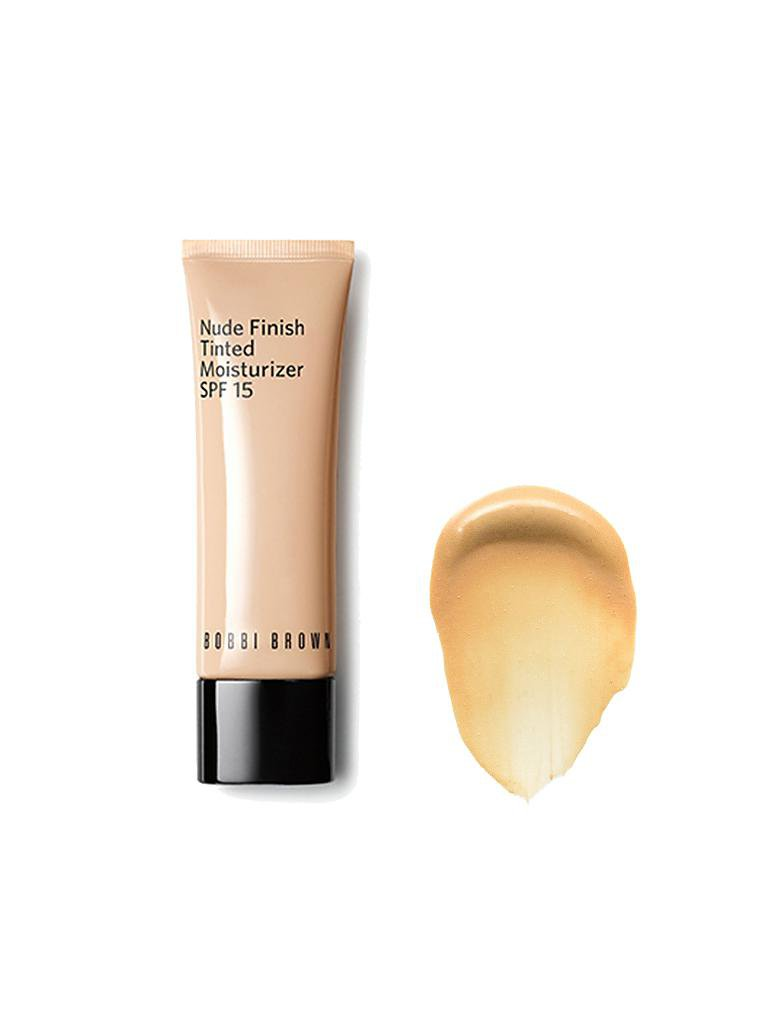 BOBBI BROWN | Nude Finish Tinted Moisturizer (02 Light Tint) | beige