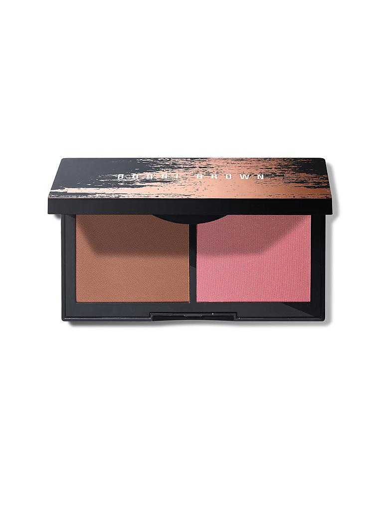 BOBBI BROWN | Puder - Bronzing Pouder Duo (01 Golden Light Maui) | rosa