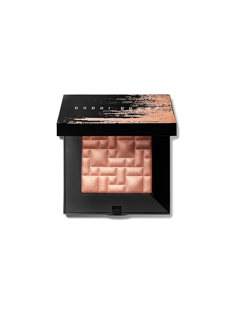 BOBBI BROWN | Puder - Highlighting Powder (01 Rosy Glow) | rosa