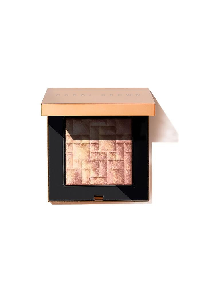 BOBBI BROWN | Puder - Highlighting Powder (01 Warm Glow) | beige