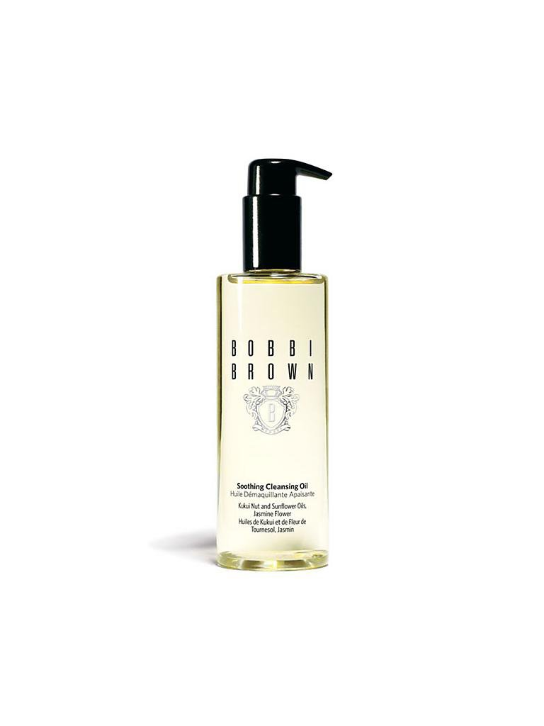BOBBI BROWN | Soothing Cleansing Oil | transparent