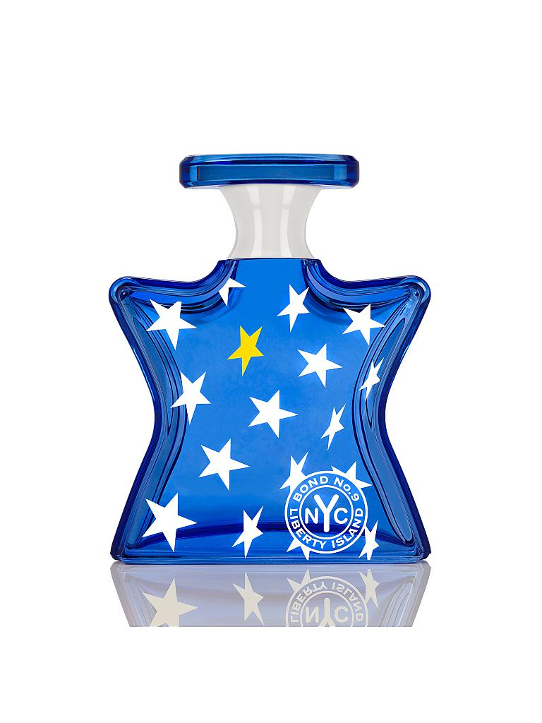 BOND NO.9 | Liberty Island Eau de Parfum 100ml | transparent