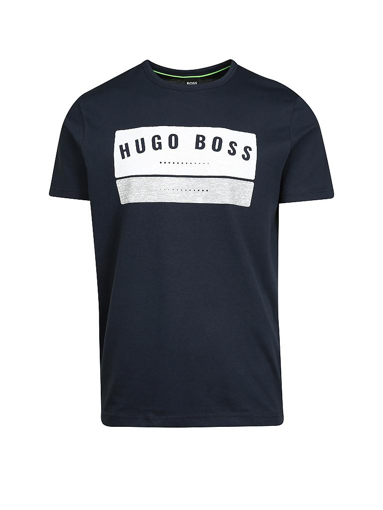 BOSS ATHLEISURE | T-Shirt  | blau