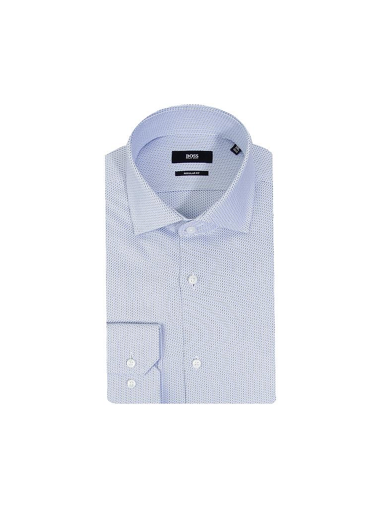 "BOSS BUSINESS | Hemd Regular-Fit ""Gordon"" (Extralange Ärmel) 
