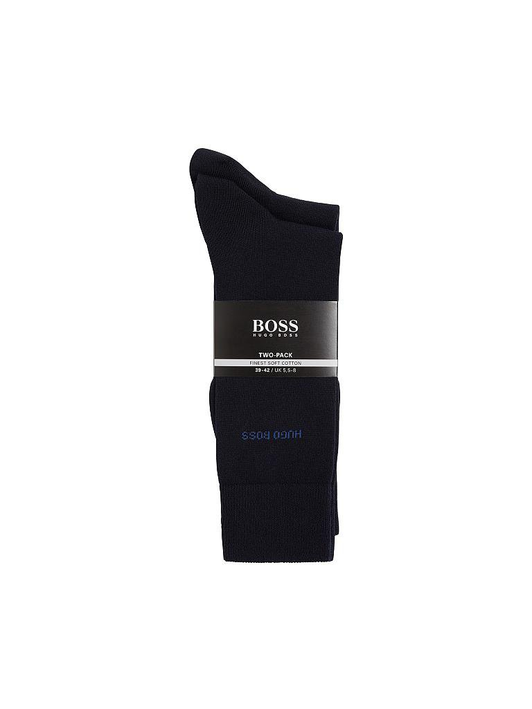 BOSS BUSINESS | Socken 2-er Pkg. | blau