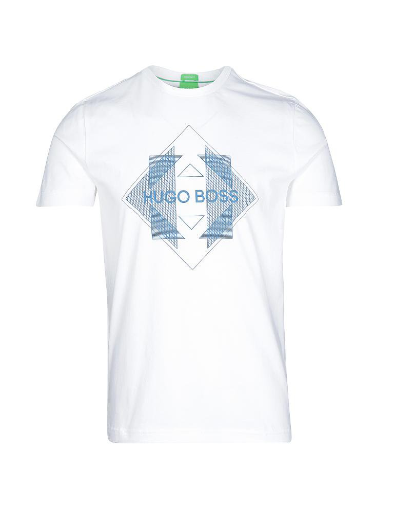 BOSS GREEN | T-Shirt | weiß