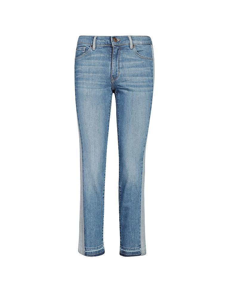 boss orange jeans straight fit lexington blau 25. Black Bedroom Furniture Sets. Home Design Ideas