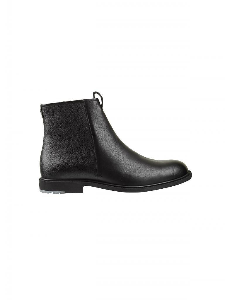 boss orange schuhe boots cultroot schwarz 41. Black Bedroom Furniture Sets. Home Design Ideas