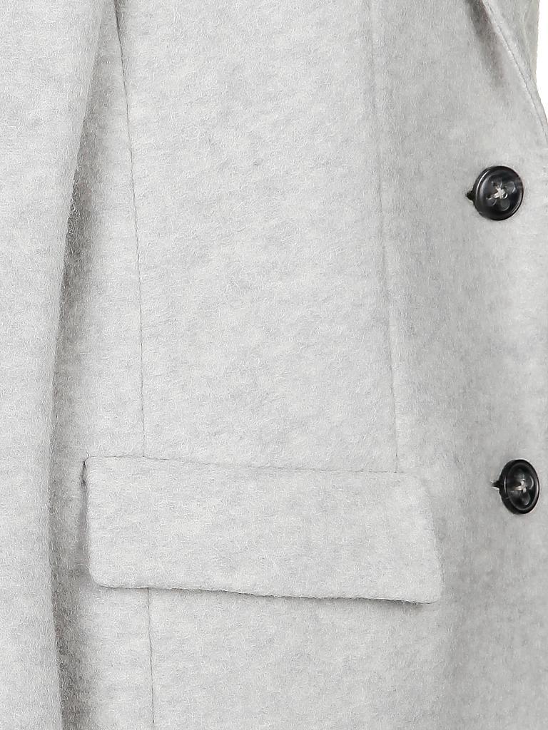 Hugo boss mantel grau damen
