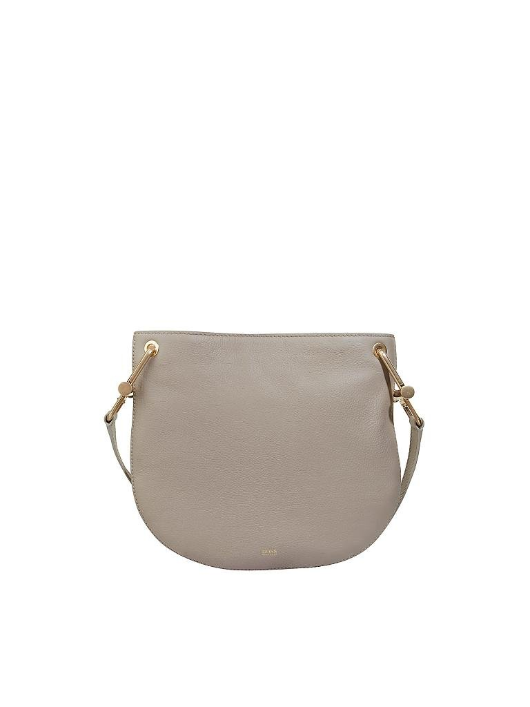 "BOSS | Ledertasche - Crossbody ""Kristin"" 