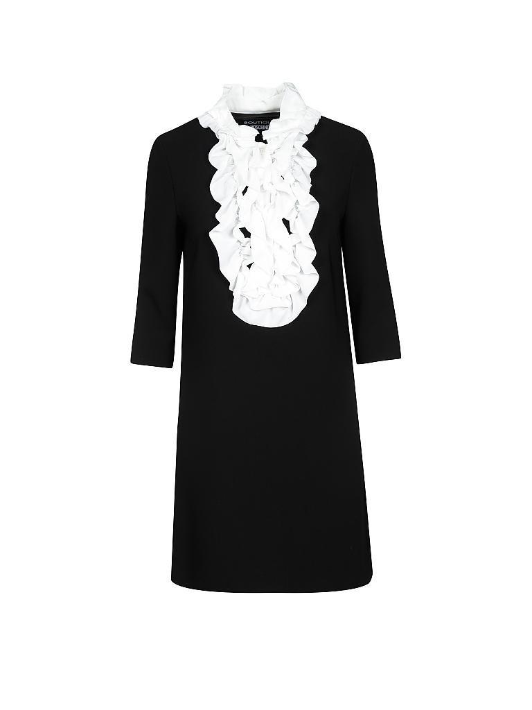 bff0c777001e Moschino Moschino Boutique Boutique Kleid Schwarz36 tsdBrhQCx