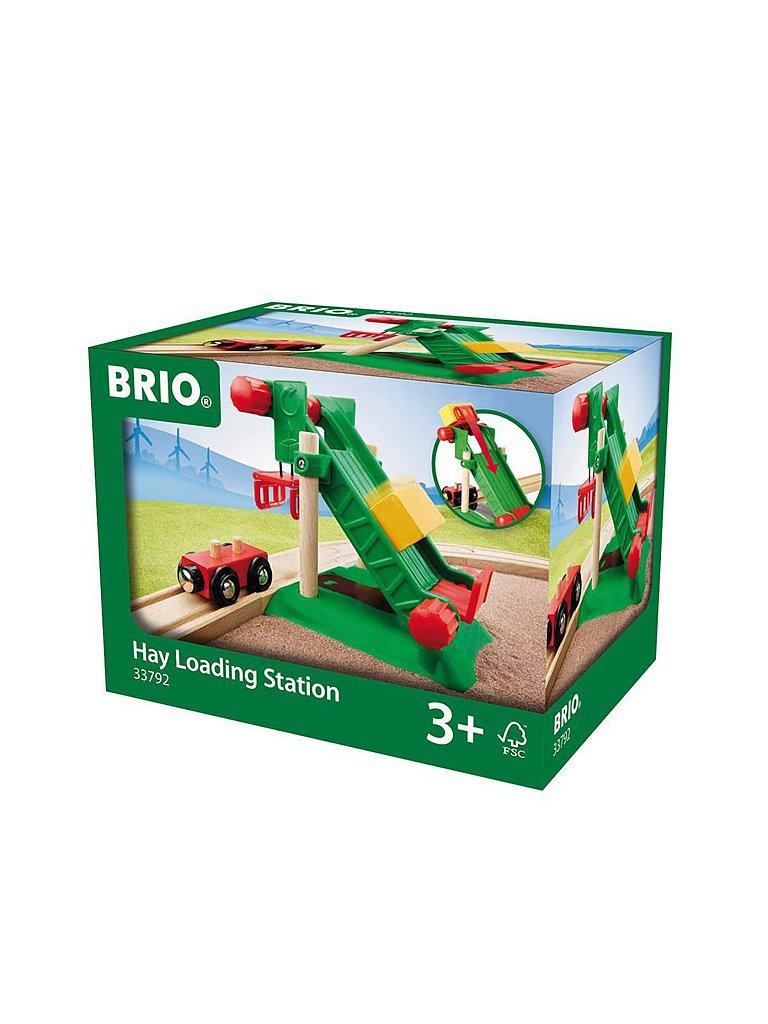 BRIO Heuballen-Verladestation