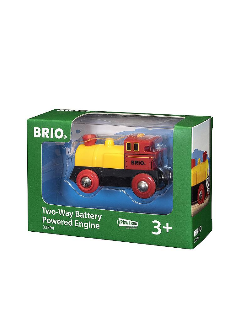 BRIO | Batterielok  | transparent