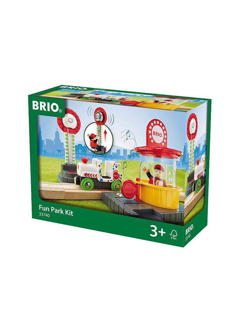 BRIO | Fun-Park Spielset | transparent