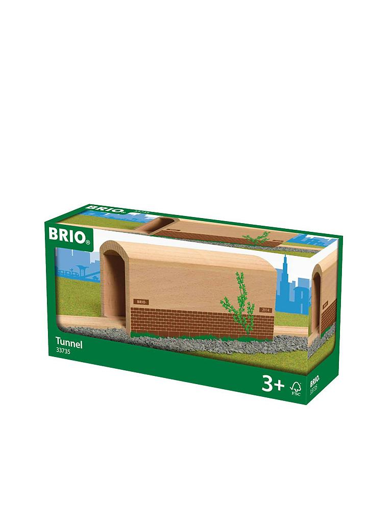 BRIO | Hoher Holz-Tunnel | transparent