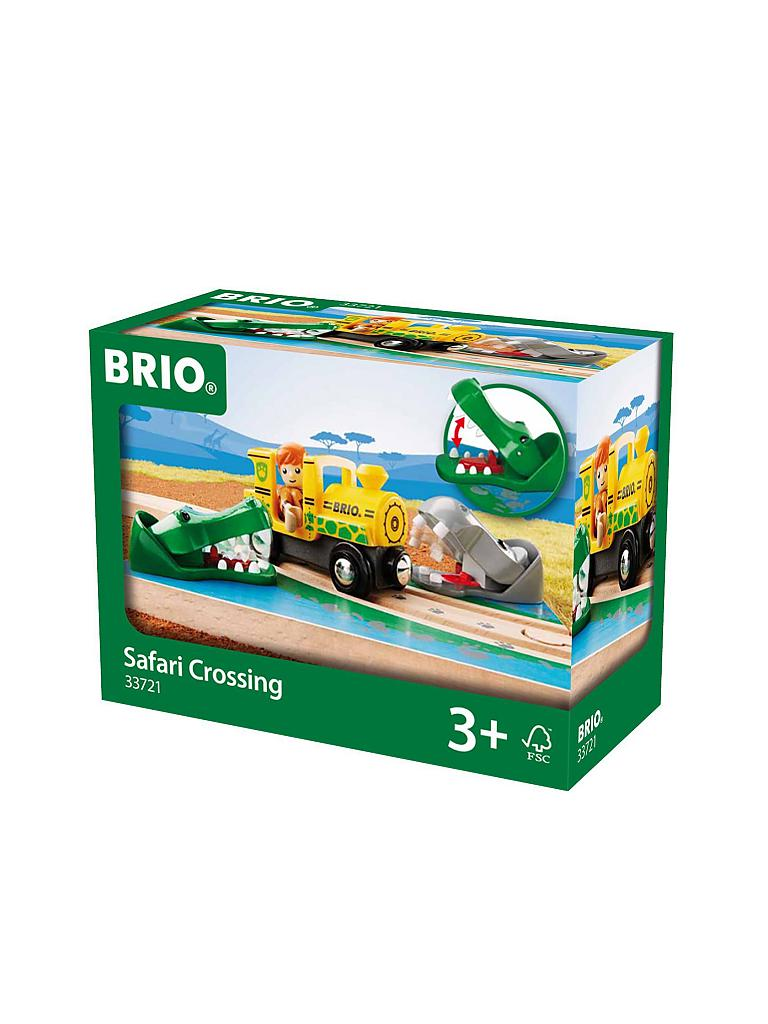 BRIO | Safari Wasserstelle | transparent