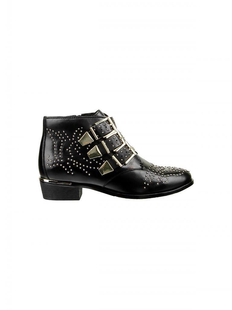 bronx schuhe boots chloe schwarz 36. Black Bedroom Furniture Sets. Home Design Ideas