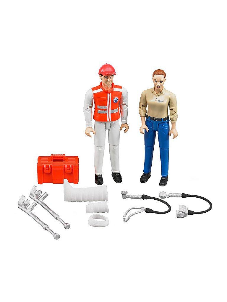 BRUDER Figurenset Rettungsdienst