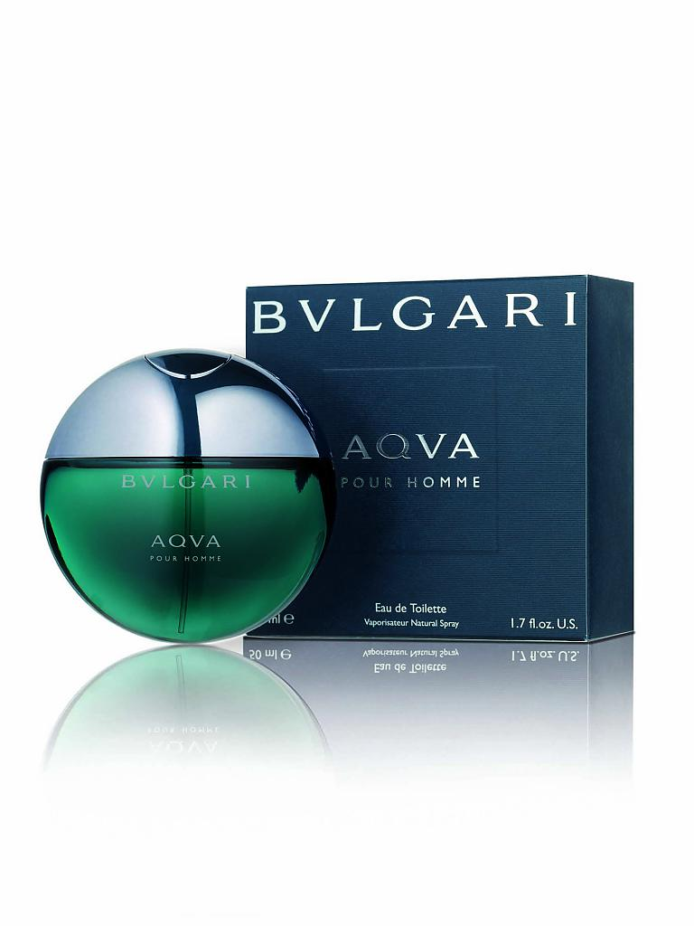 BVLGARI | Aqva Pour Homme Eau de Toilette Natural Spray 50ml | transparent