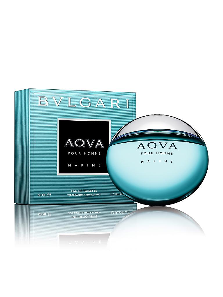 BVLGARI | Aqva Pour Homme Marine Eau de Toilette Natural Spray 50ml | transparent