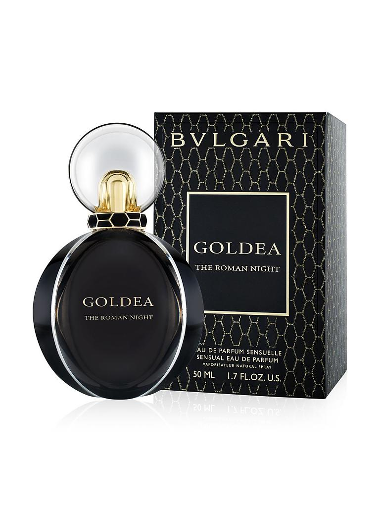 BVLGARI | Goldea The Roman Night Eau de Parfum Natural Spray 50ml | transparent