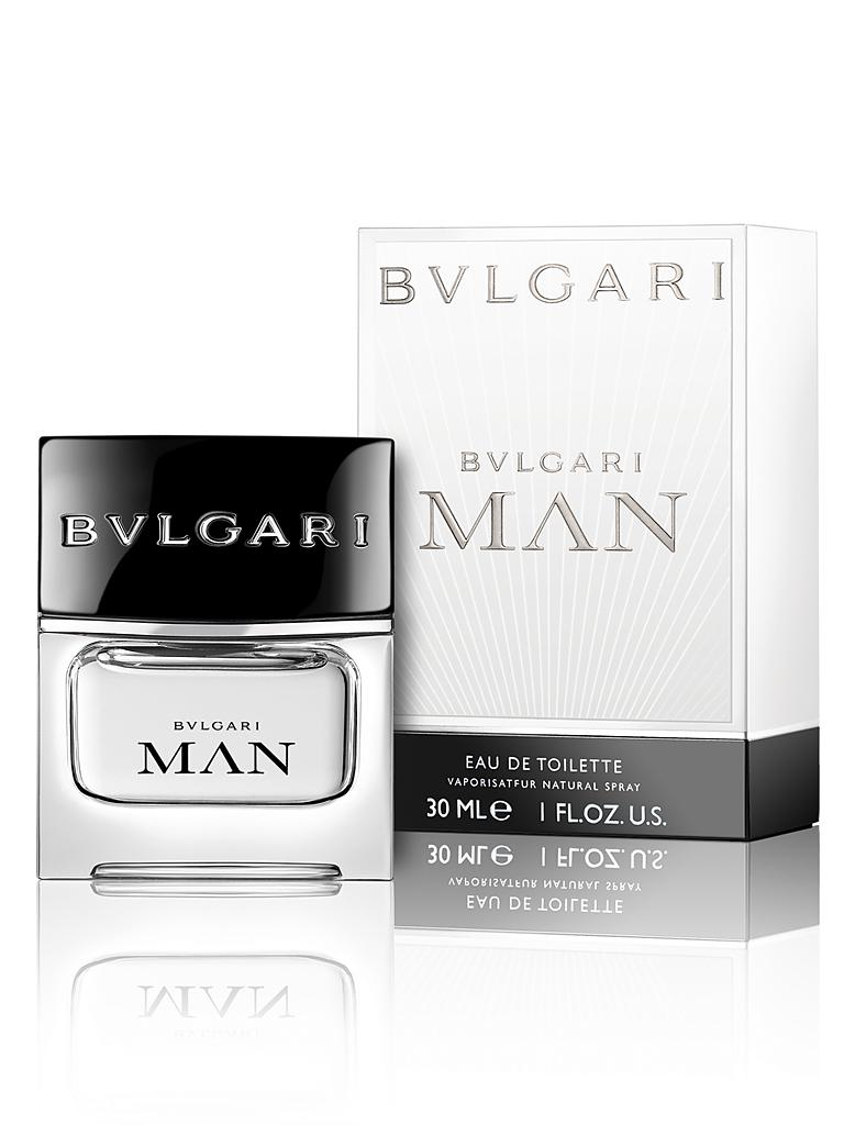 BVLGARI | Man Eau de Toilette Natural Spray 30ml | transparent