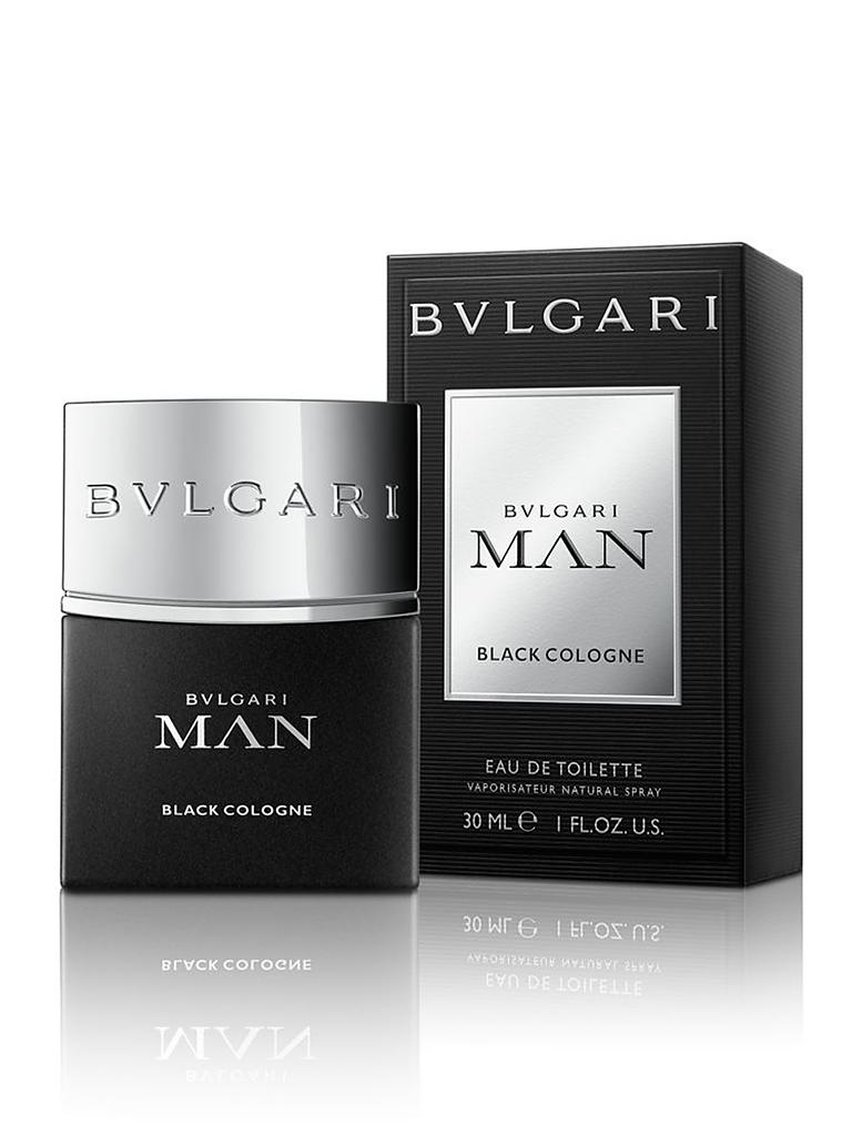 BVLGARI | Man in Black Cologne Eau de Toilette Natural Spray 30ml | transparent