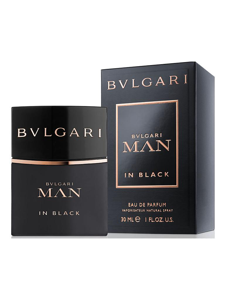 BVLGARI | Man in Black Eau de Parfum Natural Spray 30ml | transparent