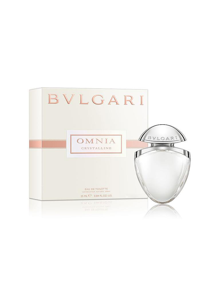 BVLGARI | Omnia Crystalline Eau de Toilette Natural Spray 25ml | transparent