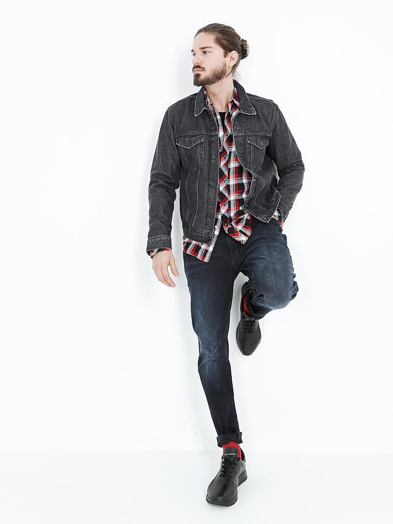 calvin klein jeans jeansjacke. Black Bedroom Furniture Sets. Home Design Ideas