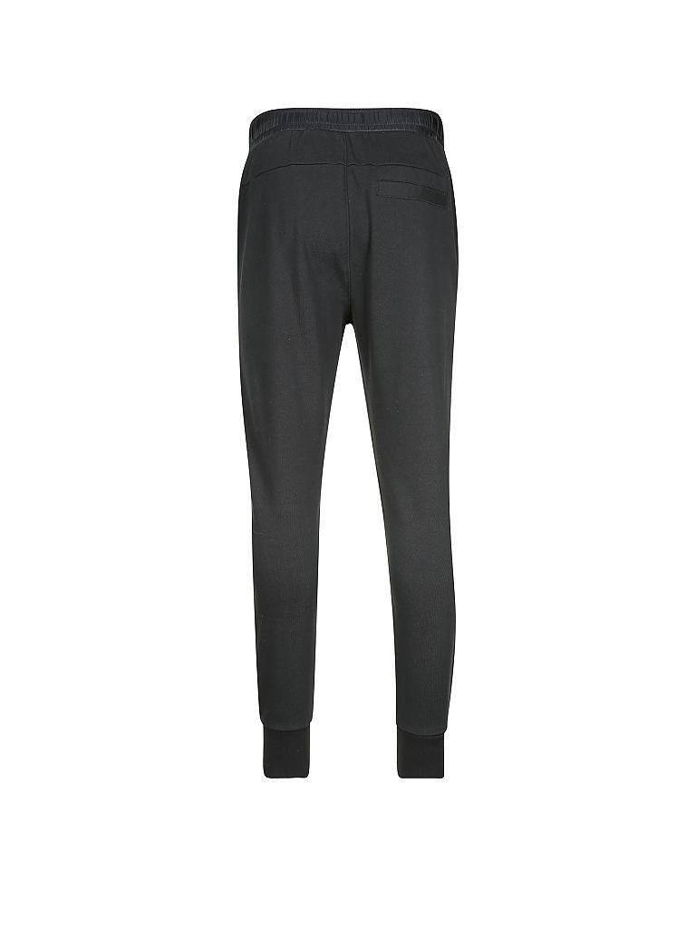 calvin klein jeans jogginghose schwarz s. Black Bedroom Furniture Sets. Home Design Ideas