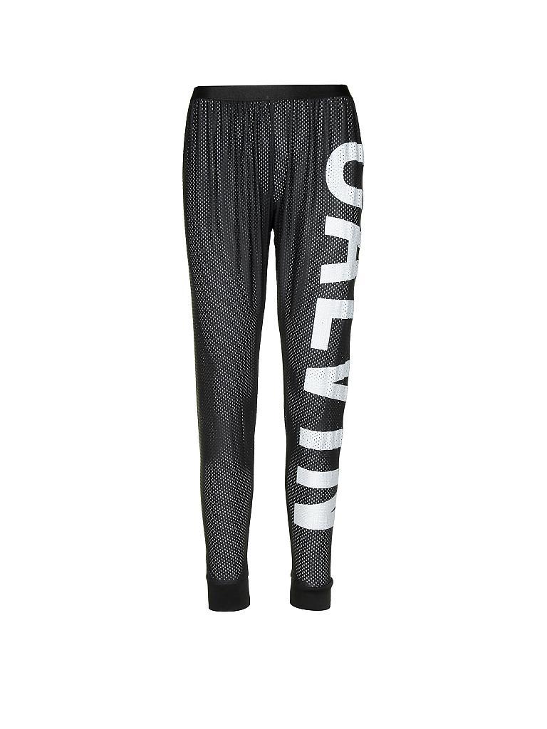 calvin klein jeans jogginghose schwarz xs. Black Bedroom Furniture Sets. Home Design Ideas
