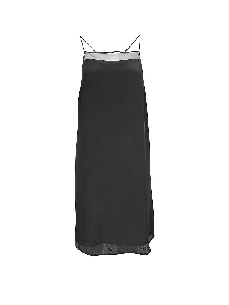 CALVIN KLEIN JEANS Kleid schwarz | XS