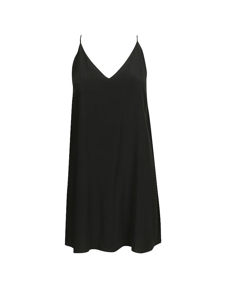 CALVIN KLEIN JEANS Kleid schwarz | S