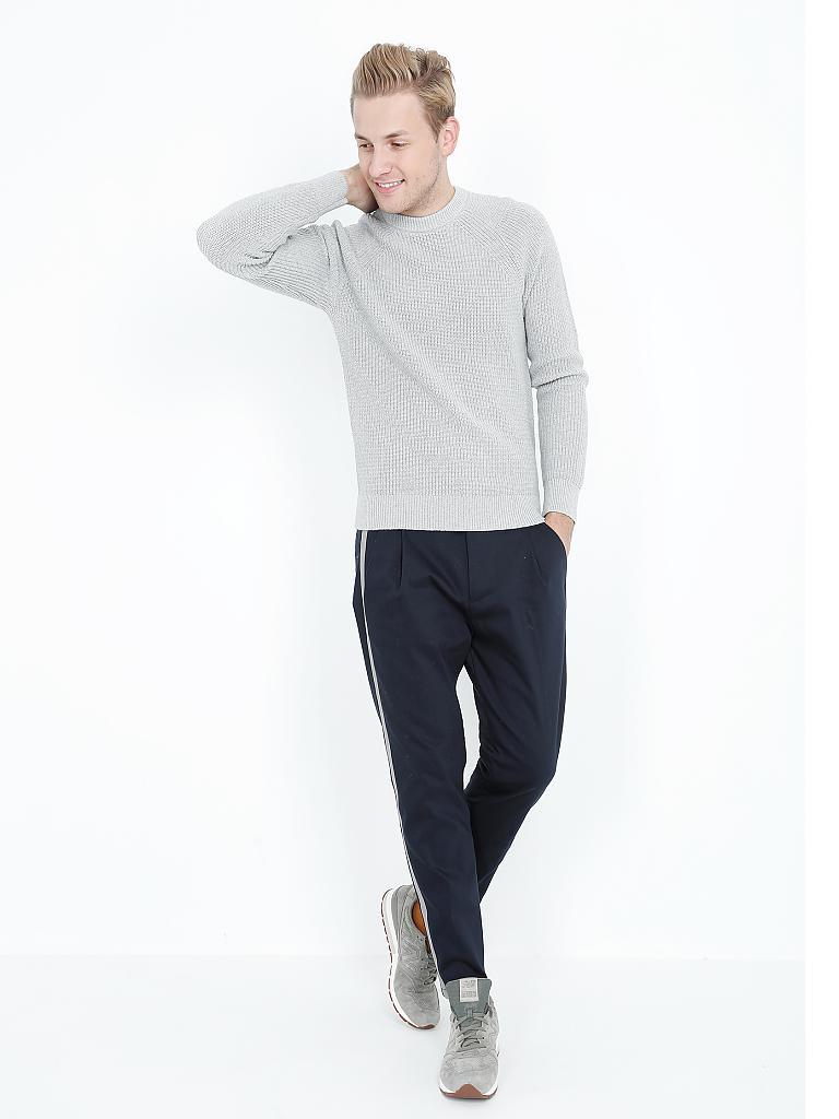 calvin klein jeans pullover grau s. Black Bedroom Furniture Sets. Home Design Ideas