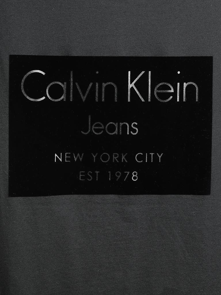 calvin klein jeans t shirt tika schwarz xs. Black Bedroom Furniture Sets. Home Design Ideas