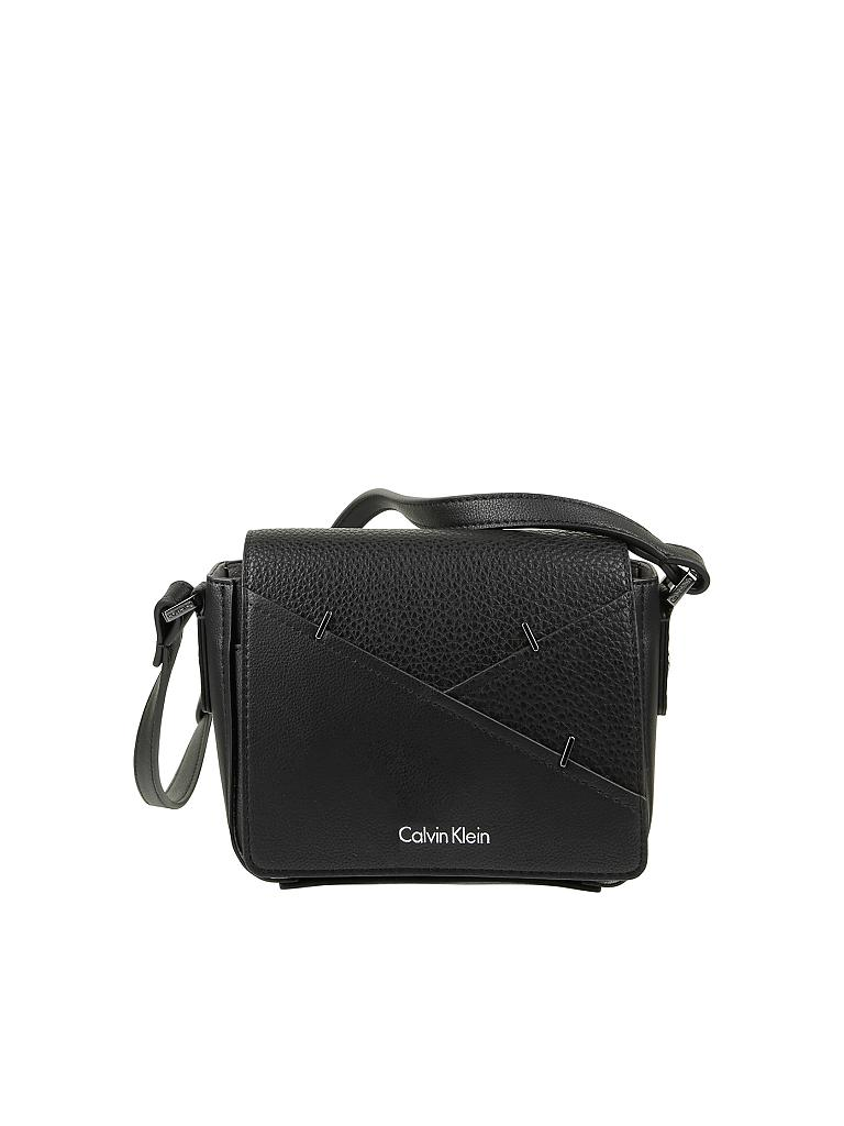 calvin klein jeans tasche crossbody schwarz. Black Bedroom Furniture Sets. Home Design Ideas