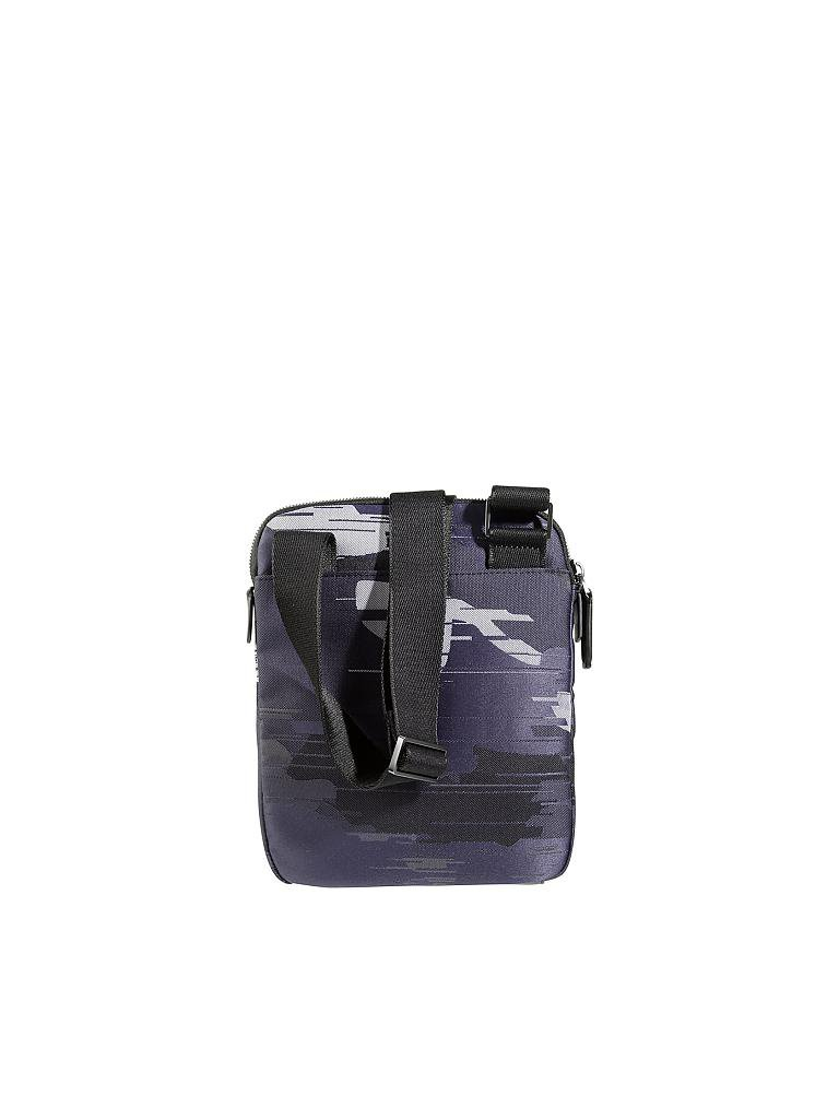 calvin klein jeans tasche crossbody blau. Black Bedroom Furniture Sets. Home Design Ideas