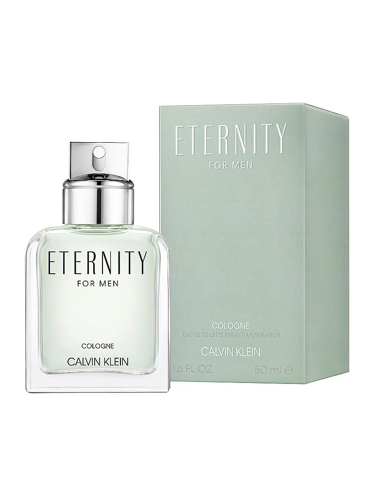 CALVIN KLEIN | CK Eternity Cologne Eau de Toilette 50ml | transparent