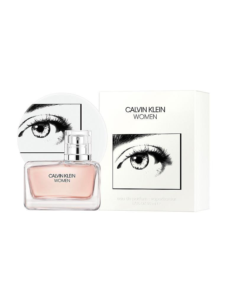 CALVIN KLEIN | ck Woman Eau de Parfum Natural Spray 50ml | transparent