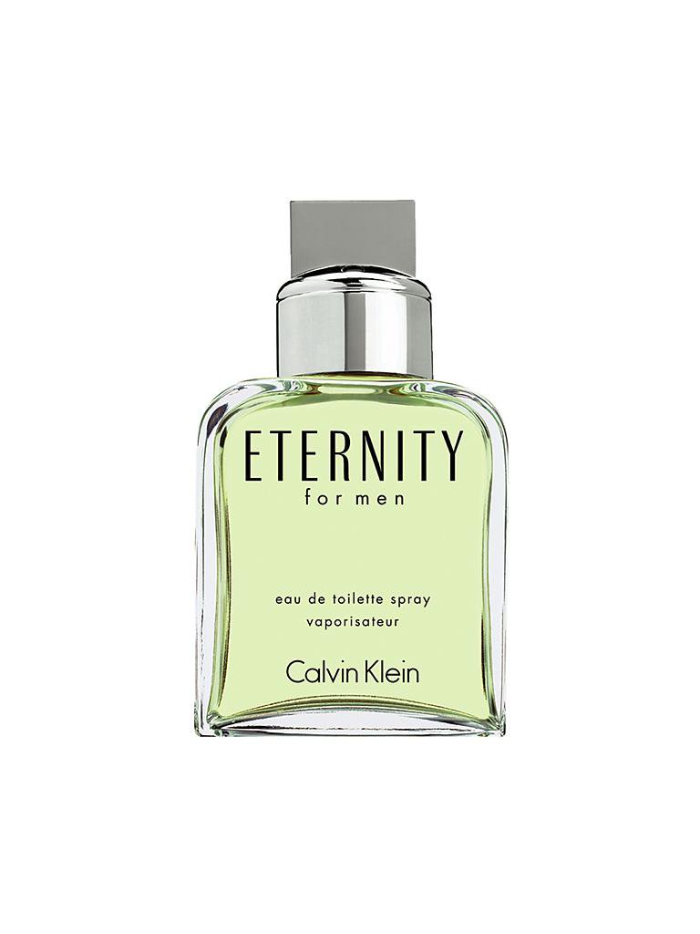 CALVIN KLEIN | Eternity Men Eau de Toilette Spray 30ml | transparent