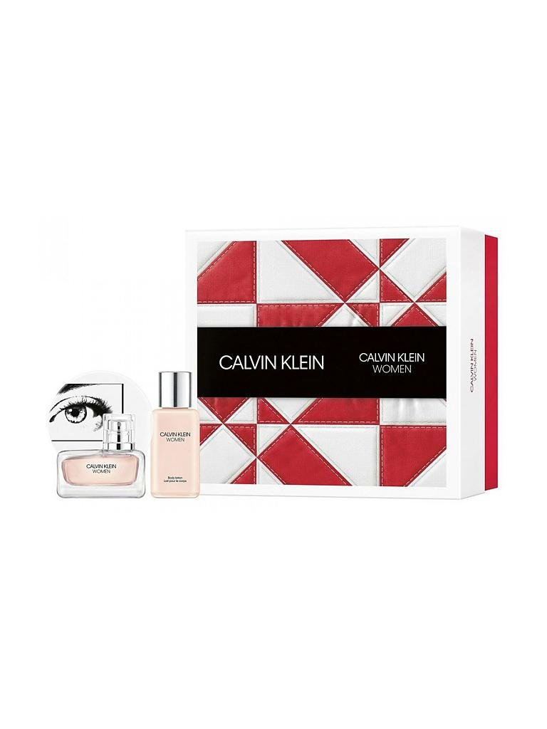 CALVIN KLEIN | Geschenkset - ck Woman Eau de Parfum Natural Spray 30ml/100ml | transparent